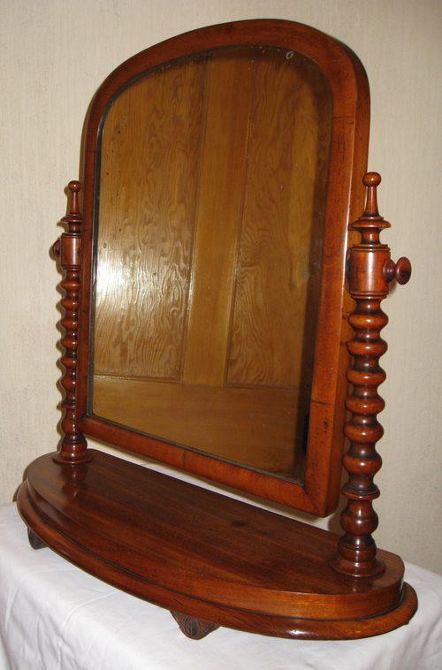 buy popular 7590d 3f275 Antiques Atlas - Mahogany Dressing Table Mirror