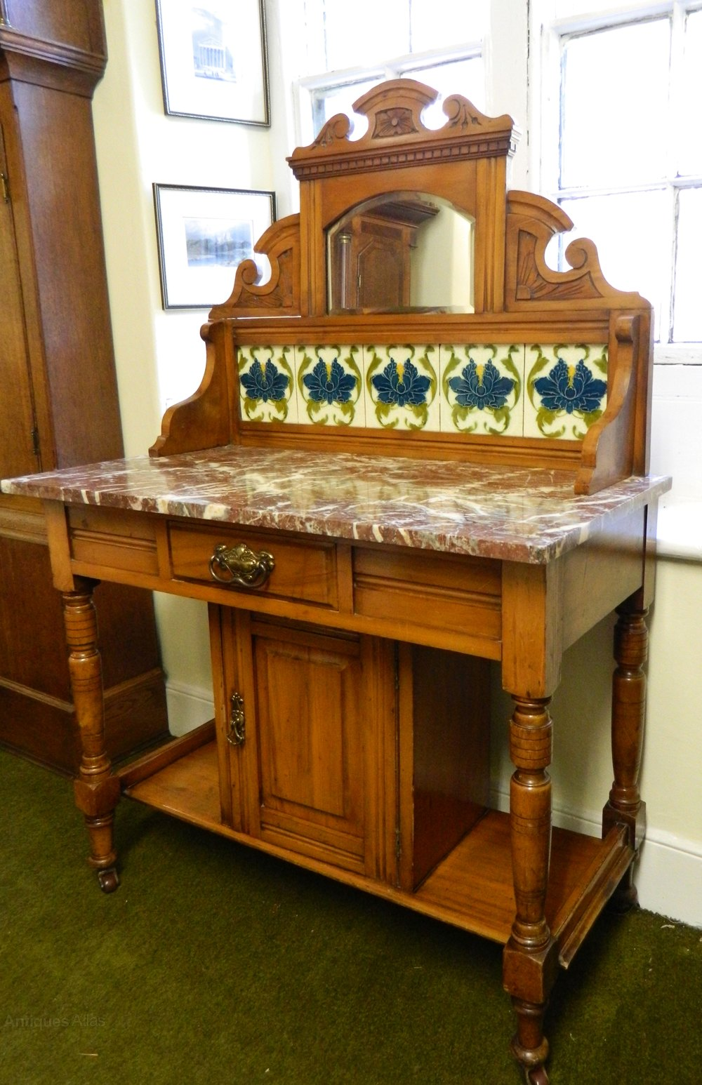 Marble Top Washstand Antiques Atlas