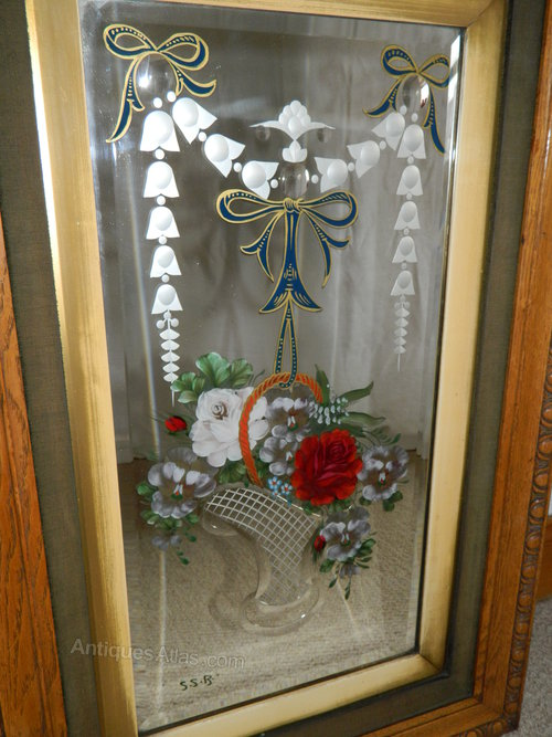 Antiques Atlas Pair Of Victorian Wall Mirrors