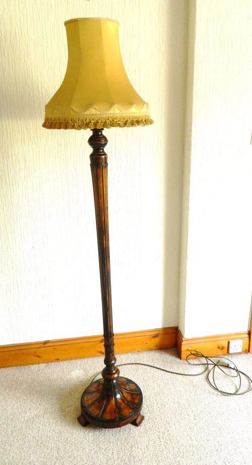 Antiques Atlas Unusual Art Deco Standard Lamp