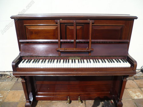 antiques atlas chappell  london upright piano