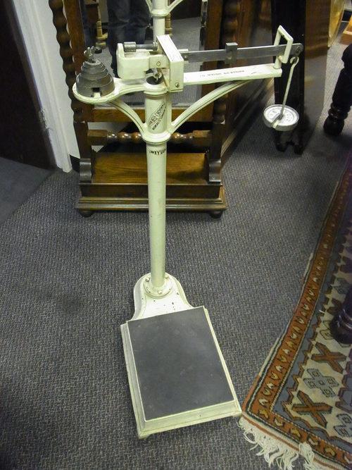 Antiques Atlas Antique Bathroom Scales