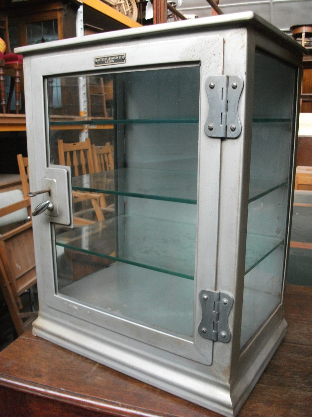 Small Industrial Metal Medicine Cabinet ...