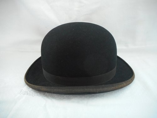 d5eea84dd21 Antiques Atlas - Dunn   Co Bowler Hat