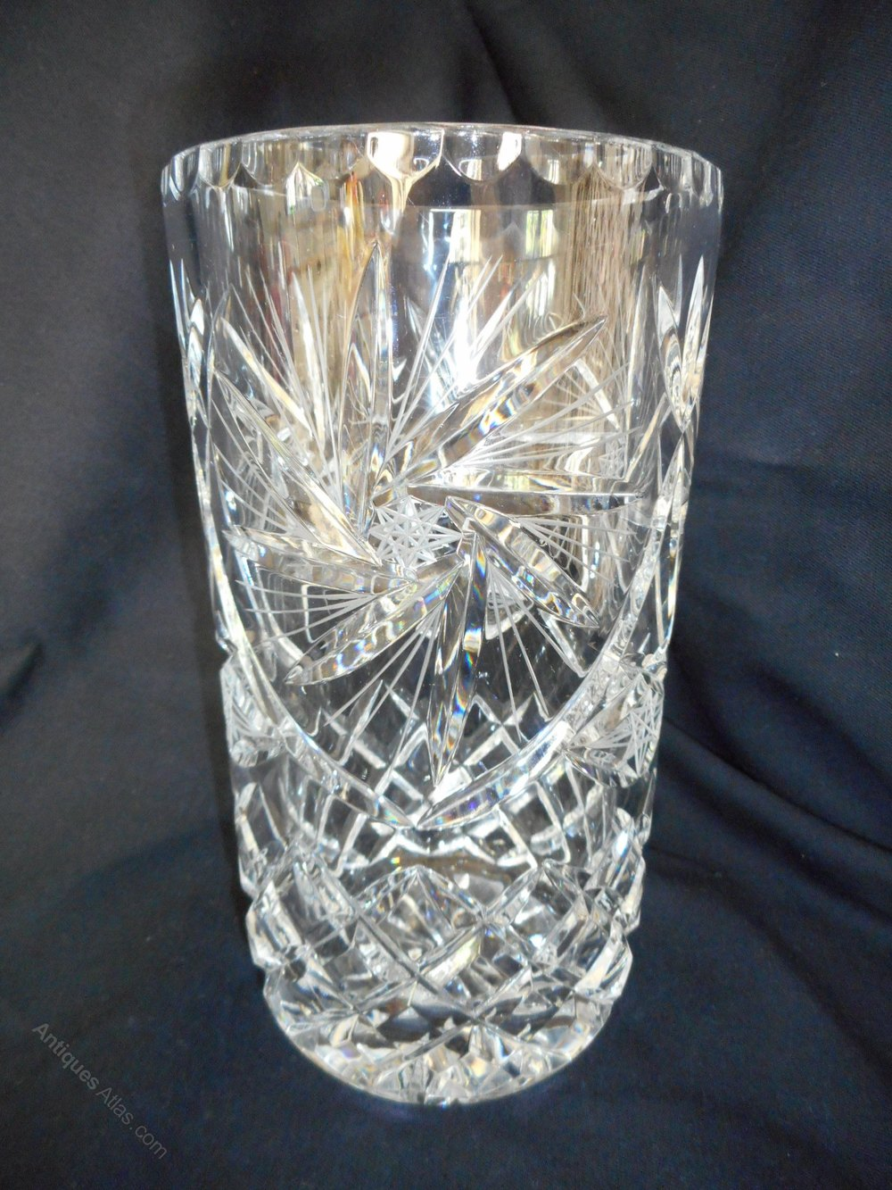Kristallvasen