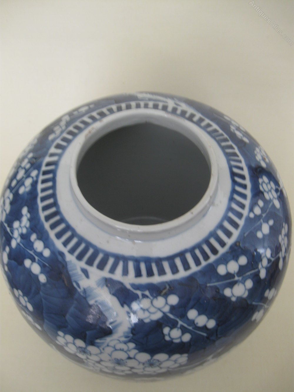 Antiques Atlas Chinese Kangxi Period Blue And White Vase