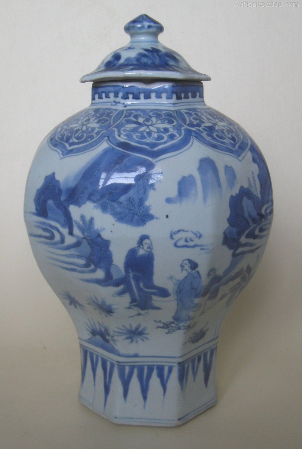 Antiques atlas large chinese transitional period vase large chinese transitional period vase reviewsmspy