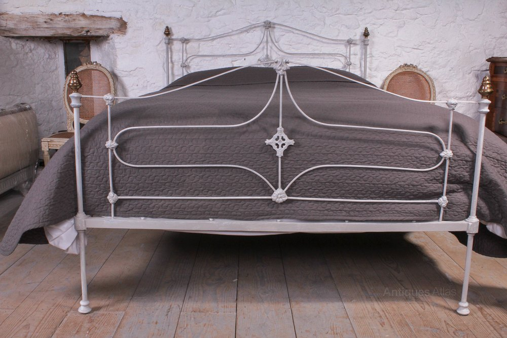 Amazing  Antique Brass Beds iron