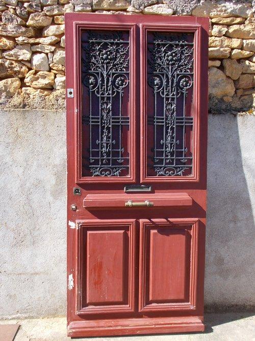 - Antiques Atlas - Antique French Solid Oak Door