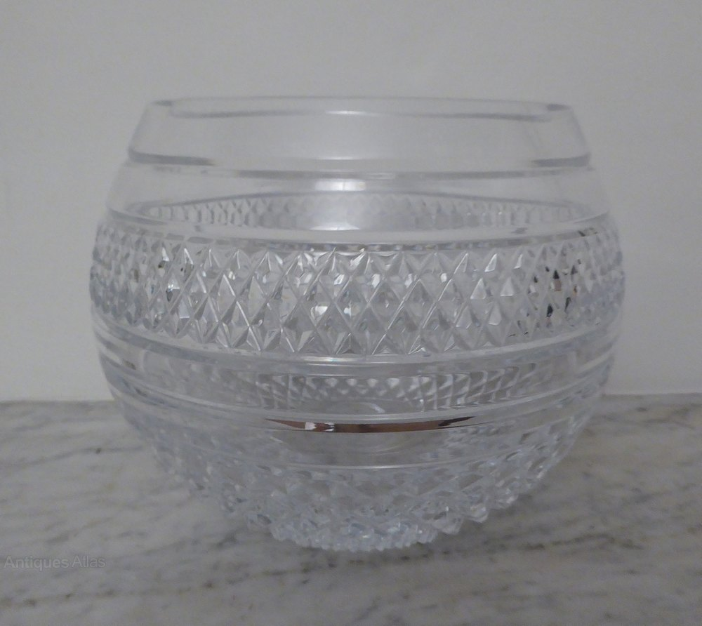 Antiques Atlas - Beautiful Waterford Crystal Bowl By John Rocha