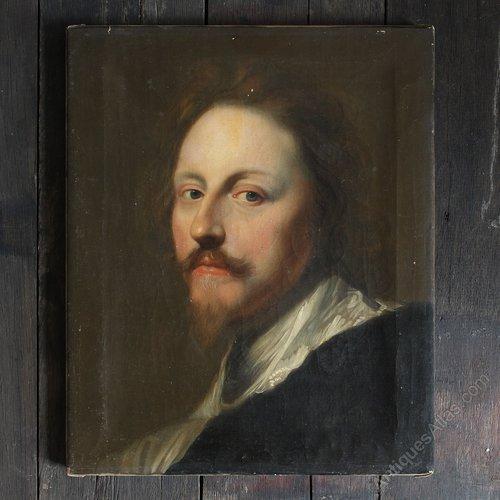 Sir Anthony Van Dyck - Mariagegironde