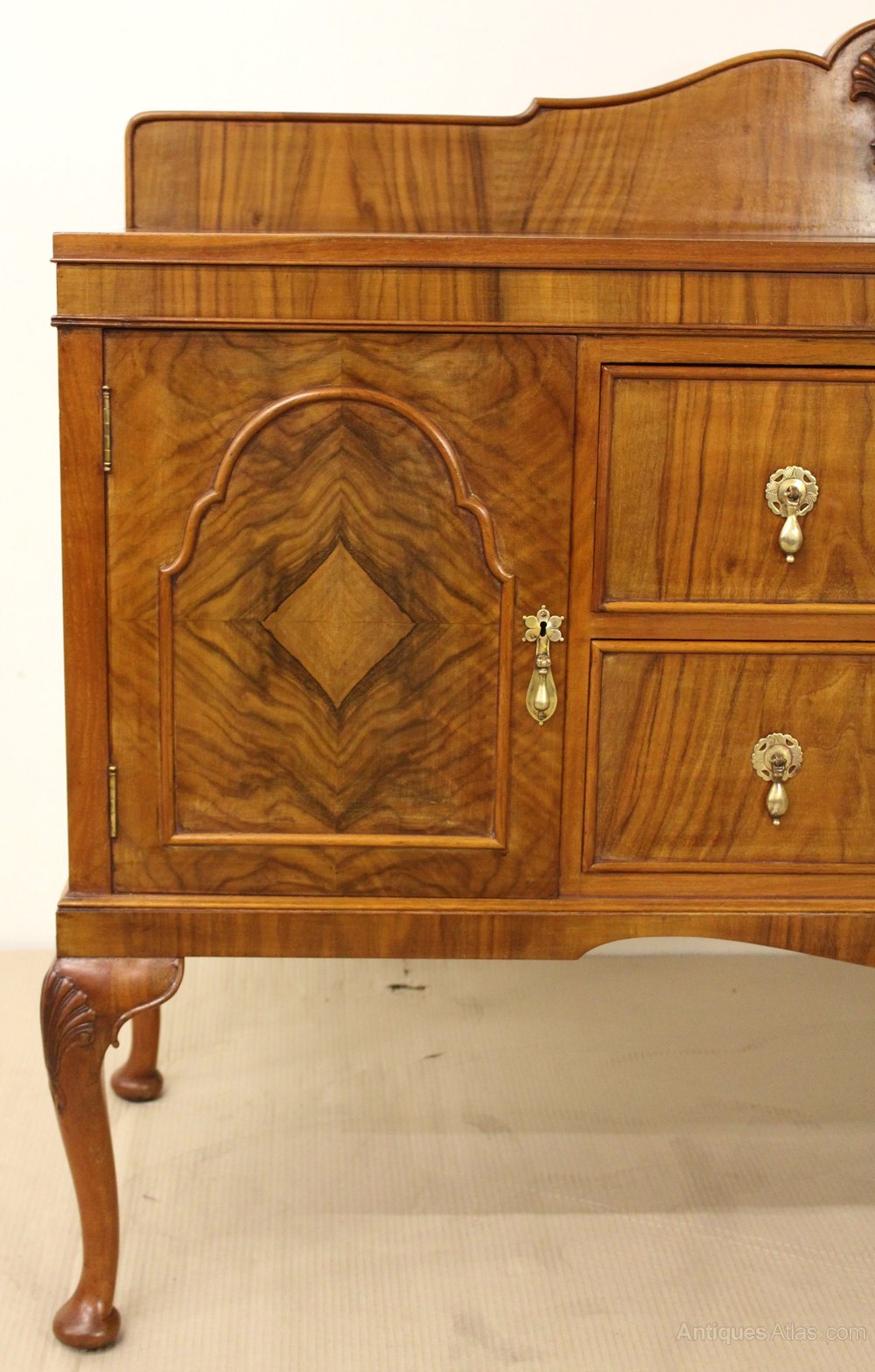 Burr Walnut Sideboard By Maple And Co Antiques Atlas