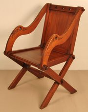 antique x frame and savonarola chairs antiques atlas rh antiques atlas com Dantesca Chair Frame Old Chairs