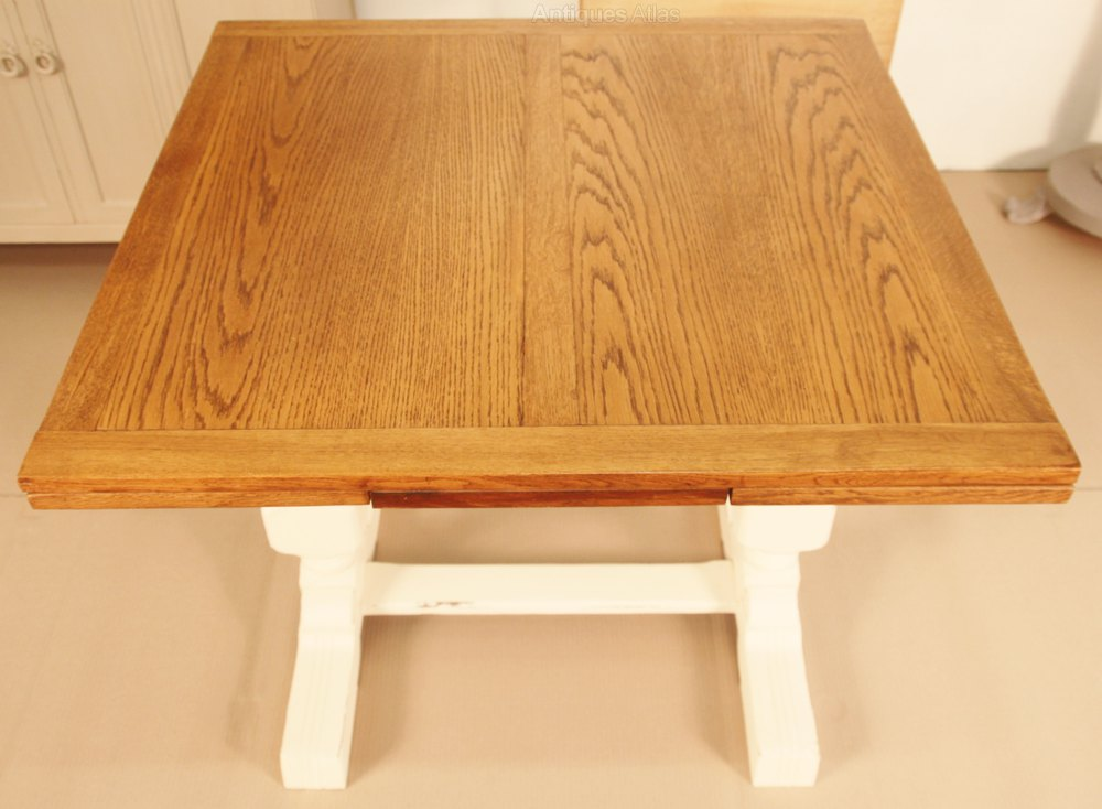 ... Antique Draw Leaf Tables ...