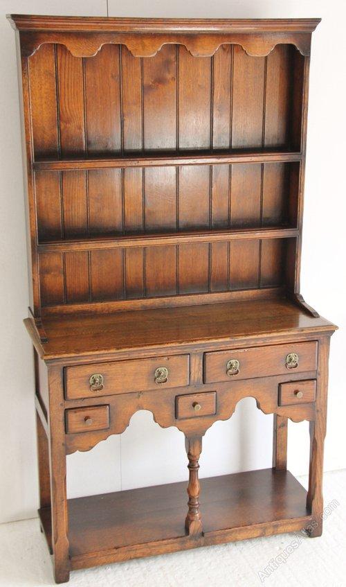 titchmarsh and goodwin oak dresser antiques atlas. Black Bedroom Furniture Sets. Home Design Ideas