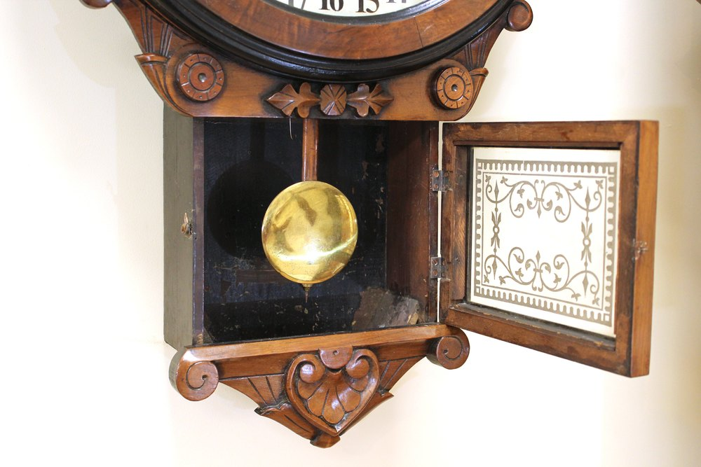 A Popular American Mantel Clock