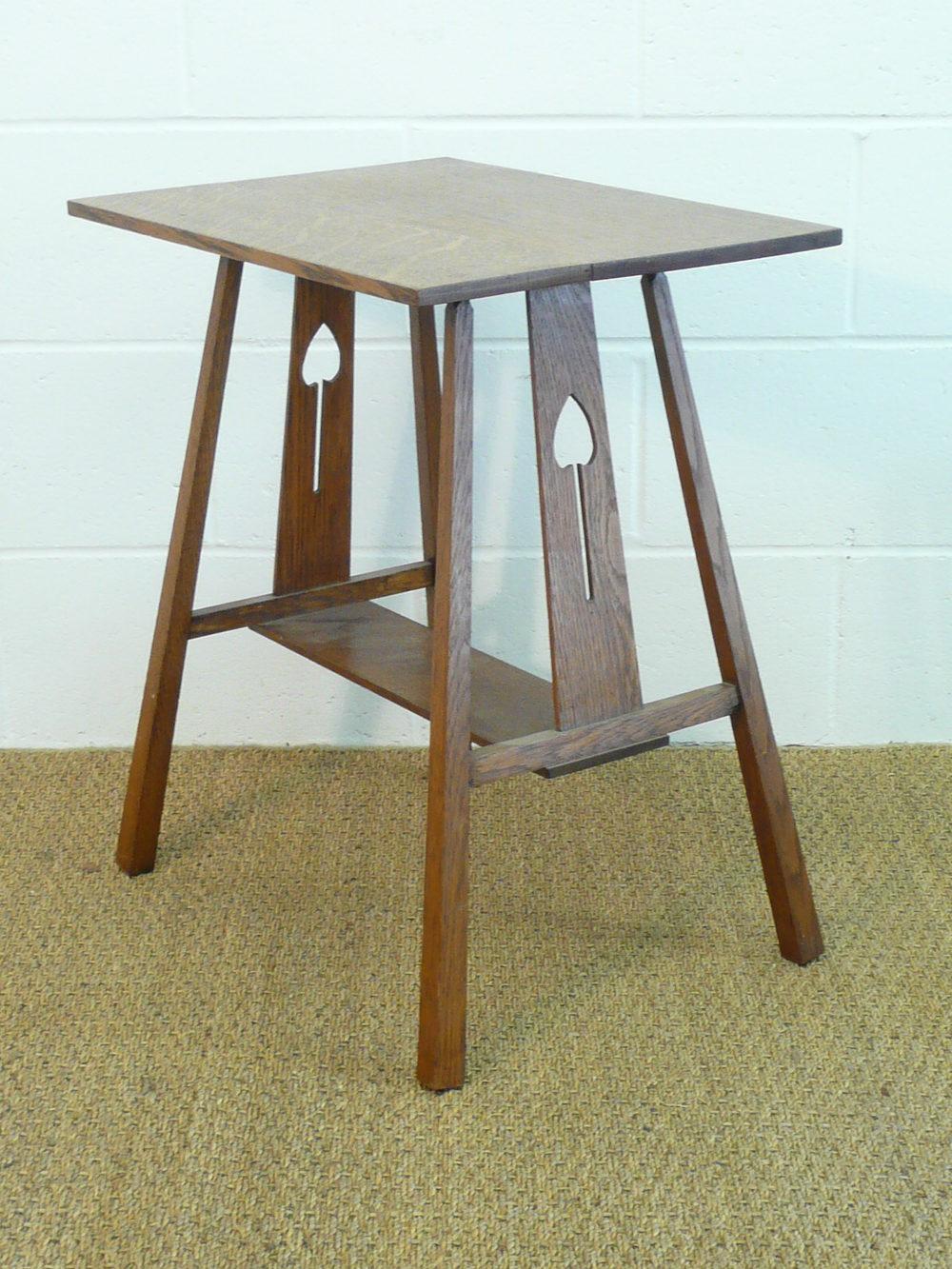 Arts U0026 Crafts Liberty U0026 Co Oak Side Table
