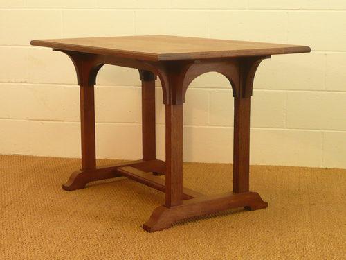 Beau Arts U0026 Crafts Oak Table