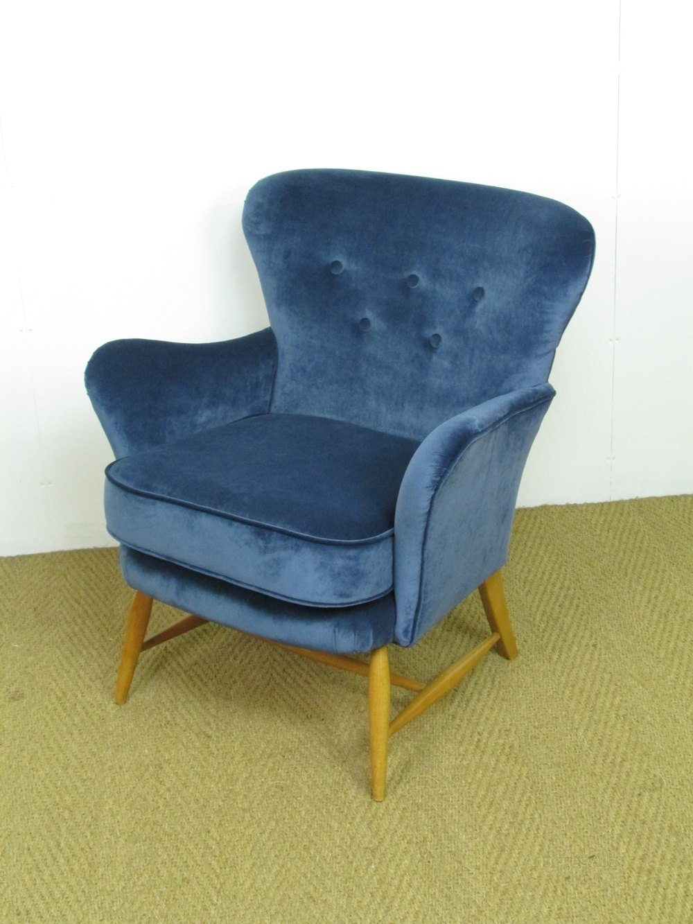 Antiques Atlas - Early Ercol Windsor Tub Chair