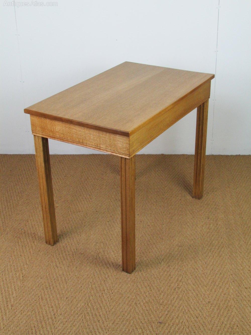 Gordon Russell Coffee Table Gordon Russell Cotswold School Oak Side Table Antiques Atlas
