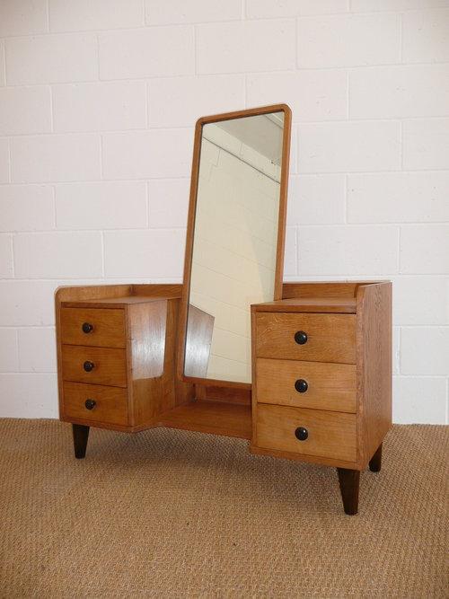 pretty nice 12958 e1542 Antiques Atlas - Gordon Russell Modernist Dressing Table