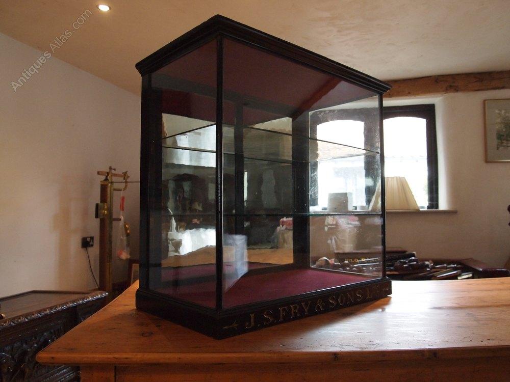 cabinet shop display haberdashery victorian js fry antiques atlas. Black Bedroom Furniture Sets. Home Design Ideas