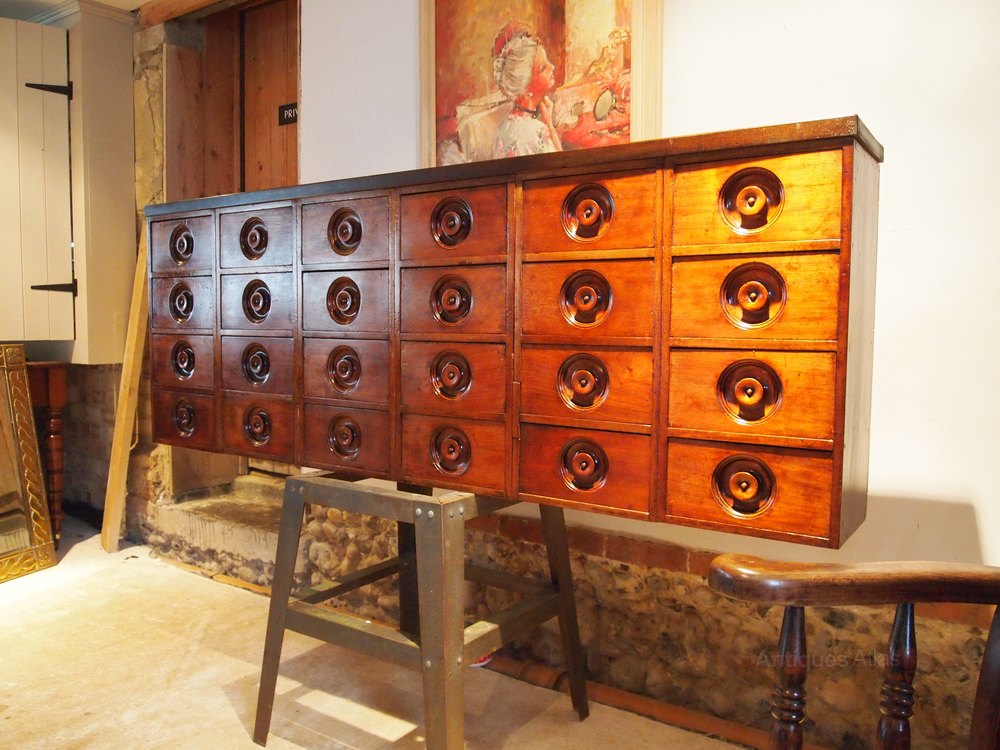 chest of drawers apothecary chemist pharmacy c1860 antiques atlas. Black Bedroom Furniture Sets. Home Design Ideas
