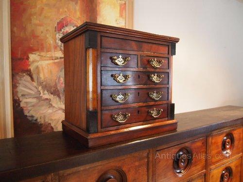 chest of drawers fine victorian miniature c1870 antiques atlas. Black Bedroom Furniture Sets. Home Design Ideas
