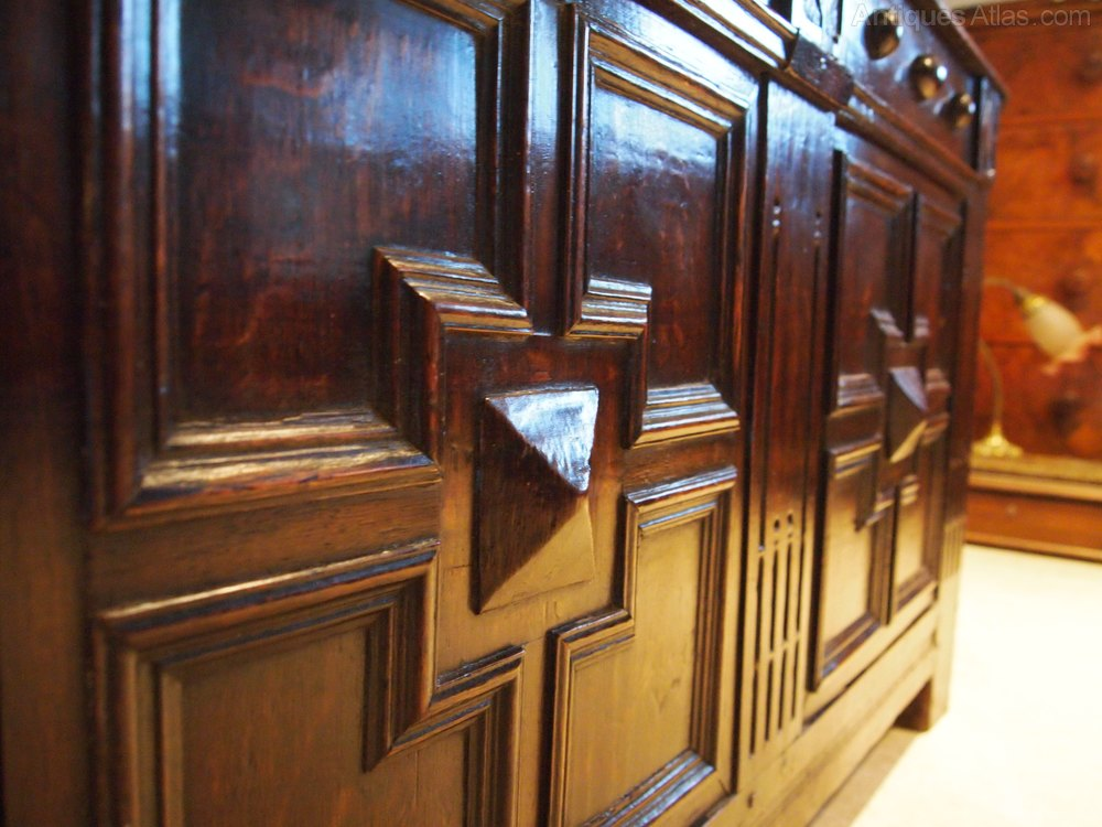 coffer chest blanket box oak eccles hall c1710 antiques atlas. Black Bedroom Furniture Sets. Home Design Ideas