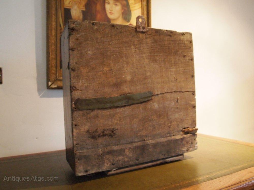 cupboard cabinet oak charles ii spice c1670 antiques atlas. Black Bedroom Furniture Sets. Home Design Ideas