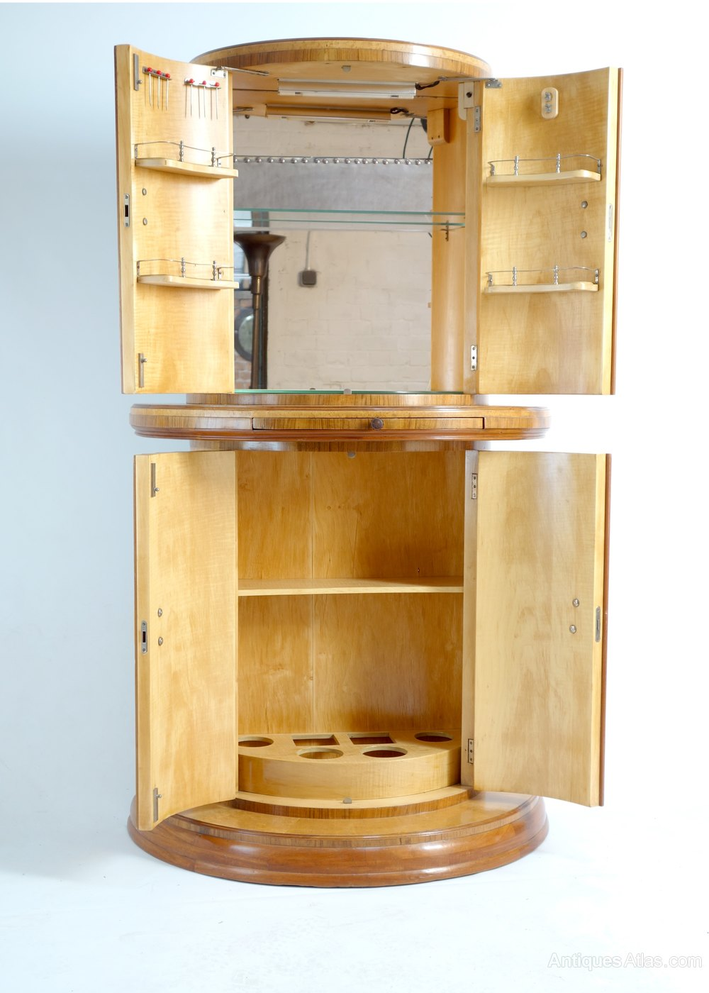 Art Deco Cocktail Cabinet By Harry Amp Lou Epstein