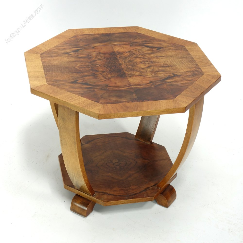 Art Deco Coffee Side Table C1930 Antiques Atlas