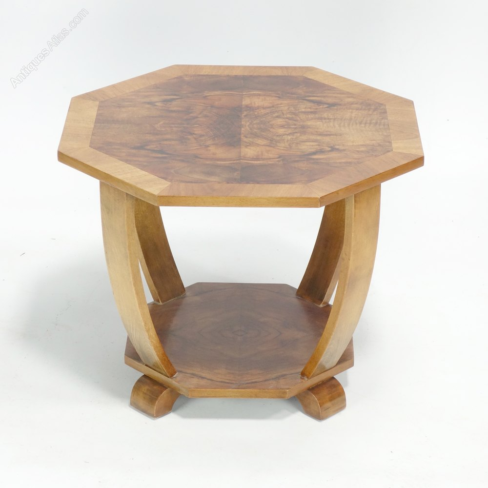 art deco coffee side table c1930 antiques atlas. Black Bedroom Furniture Sets. Home Design Ideas