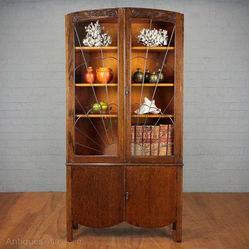 Art Deco Display Cabinet Antiques Atlas