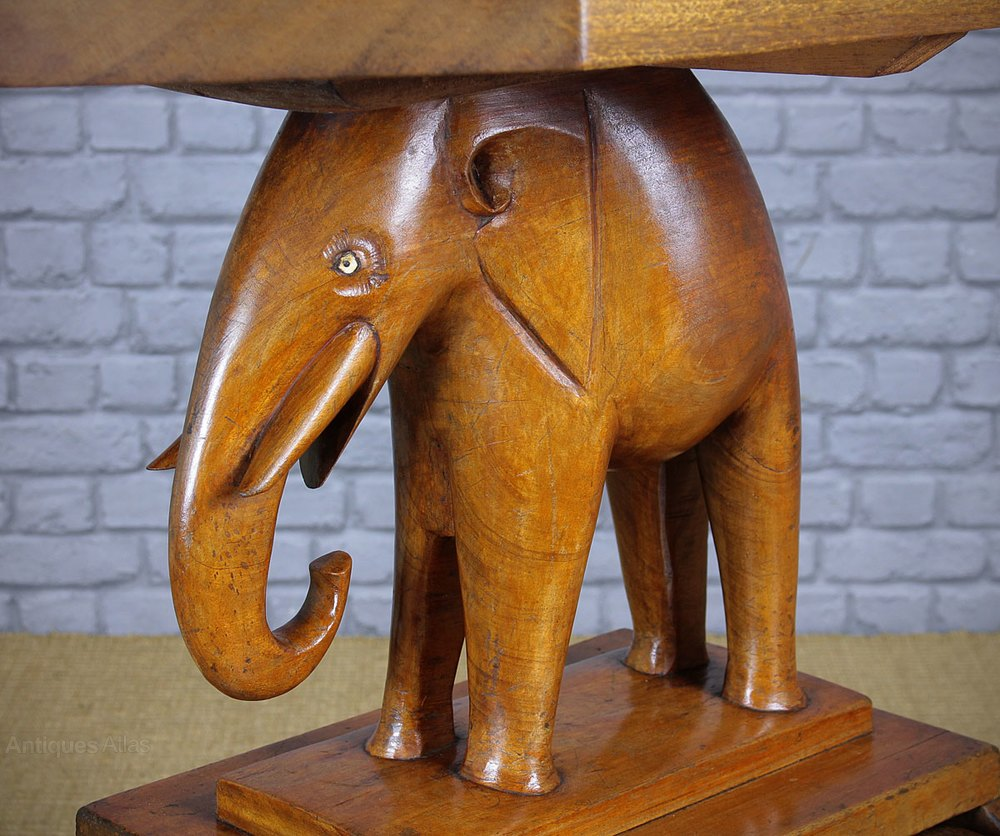 Vintage And Retro Occasional Tables Coffee Elephant ...