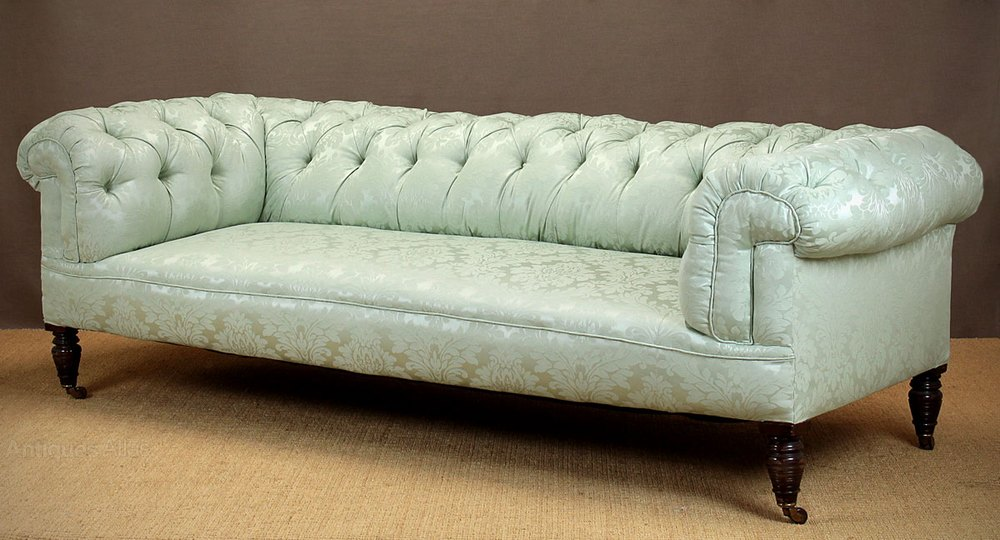 Chesterfield Sofa By Hamptons Of Pall Mall. C.1880 ...