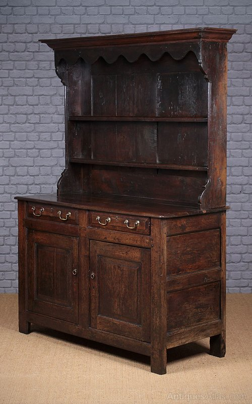 Small 18th C Welsh Dresser C 1760 Antiques Atlas