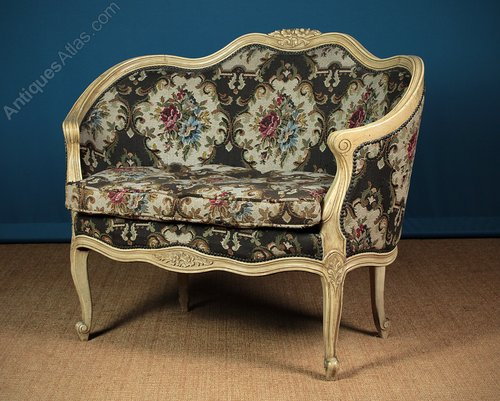 Fine Antiques Atlas Small French Couch C 1950 Ibusinesslaw Wood Chair Design Ideas Ibusinesslaworg