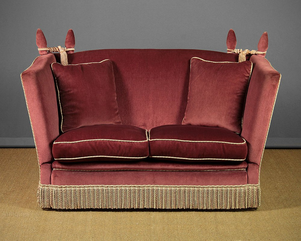 Antiques Atlas Small Knole Sofa