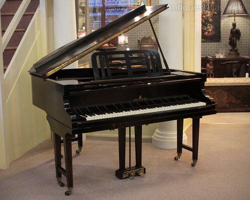 Antiques Atlas Steinberg Baby Grand Piano C 1930