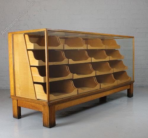 Vintage Haberdashery Shop Cabinet Antiques Atlas