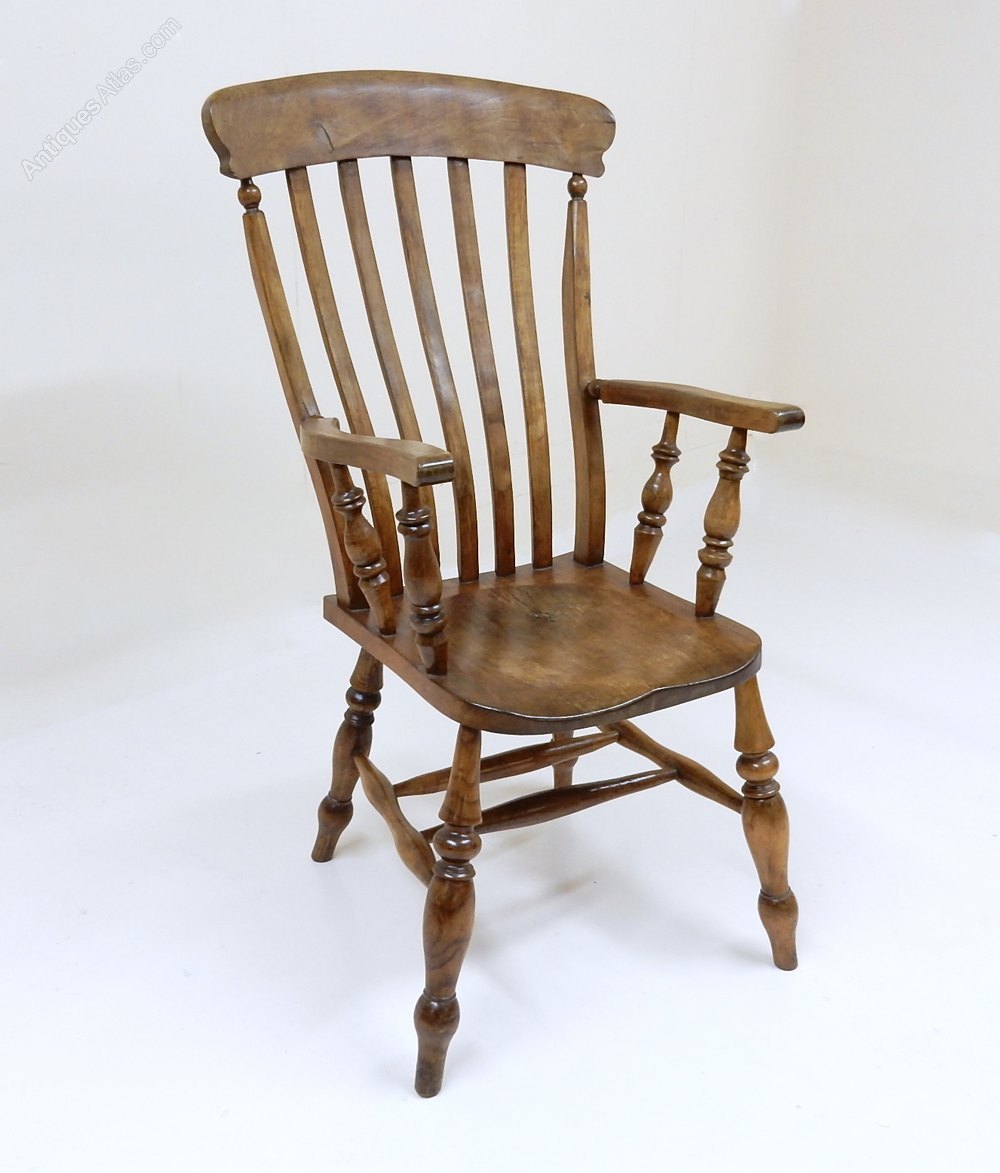 Antique Windsor Armchair - Antiques Atlas