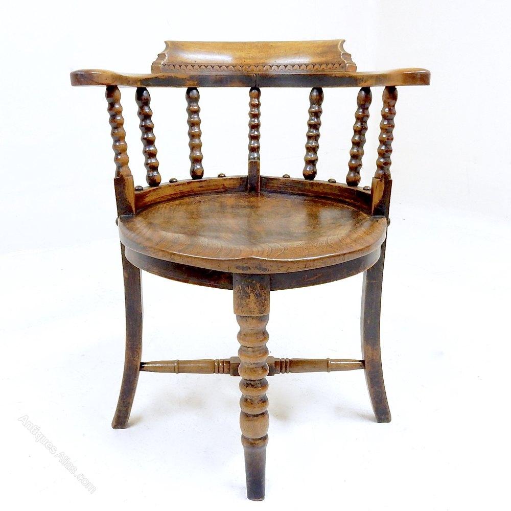 desk corner chair antiques atlas