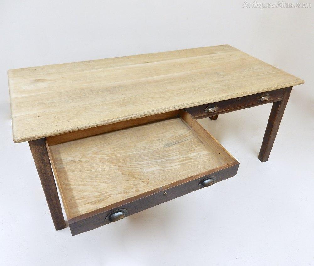 antiques atlas oak kitchen table