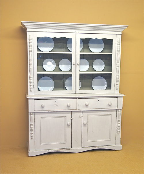 Pine Glazed Dresser R3416 Antiques