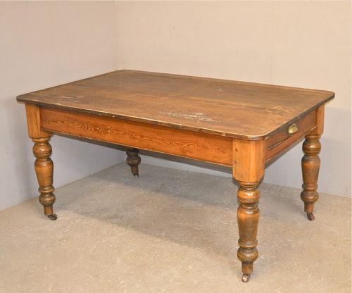 pine kitchen table   q3350   antiques atlas  rh   antiques atlas com