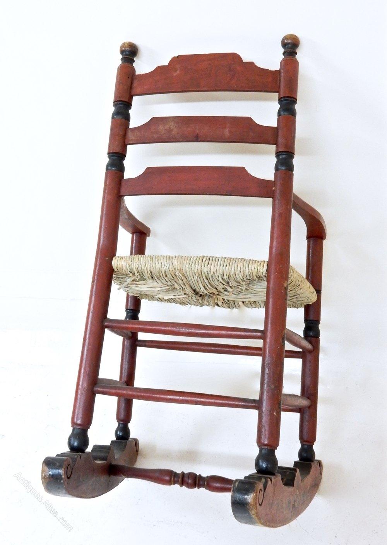 Scandinavian Rocking Chair Antiques Atlas