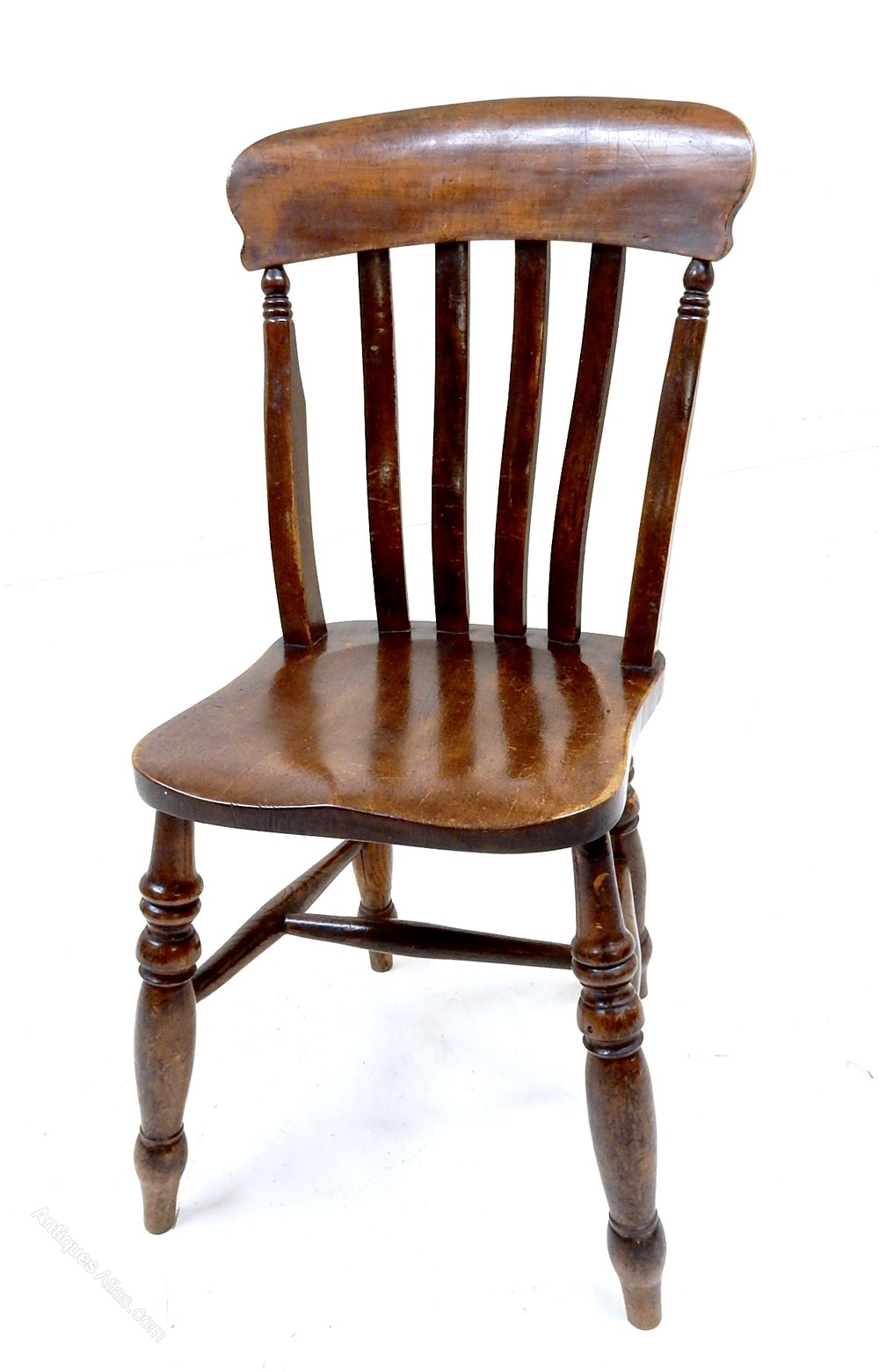 Set Of 4 Windsor Kitchen Chairs - Antiques Atlas
