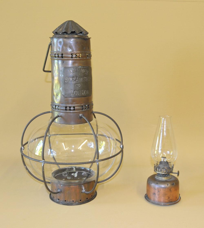 Ships Lantern R3440 Antique Lanterns