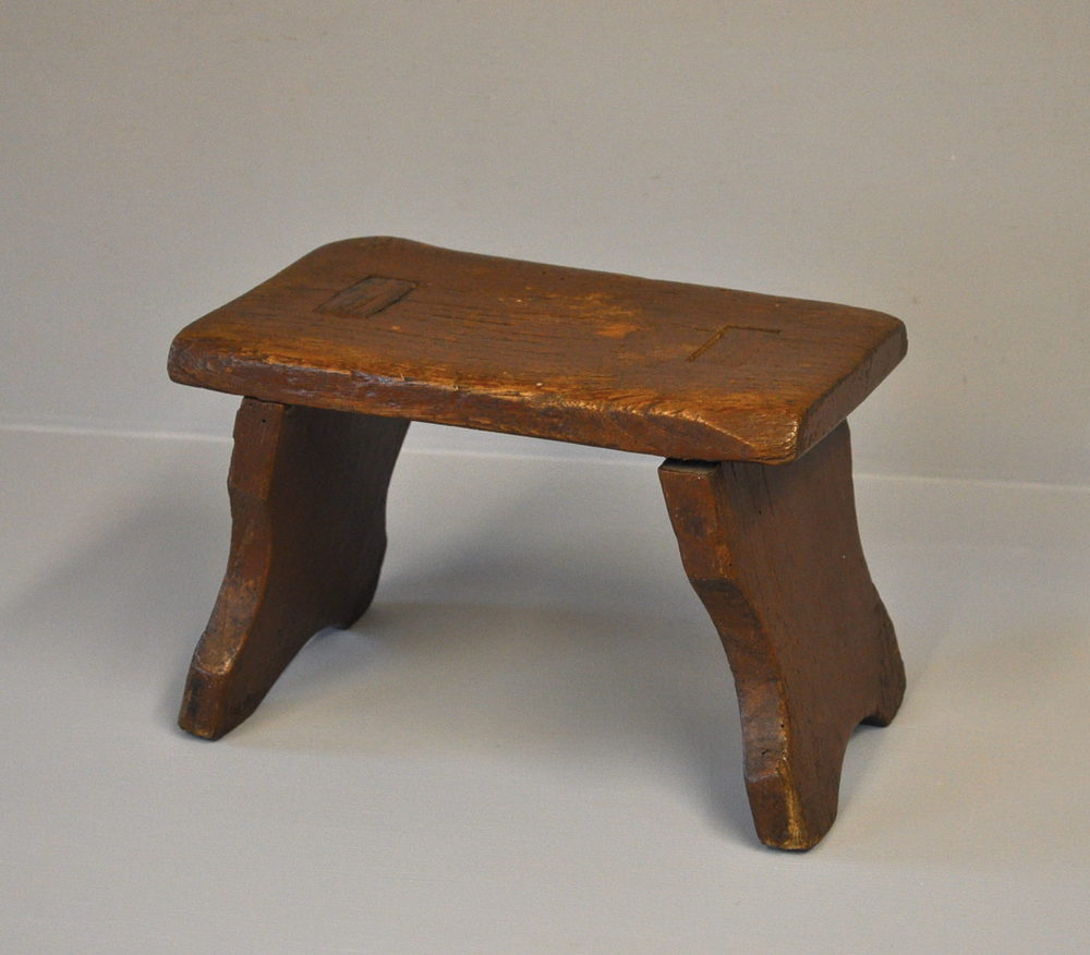 Small Child S Stool P3046 Antiques Atlas